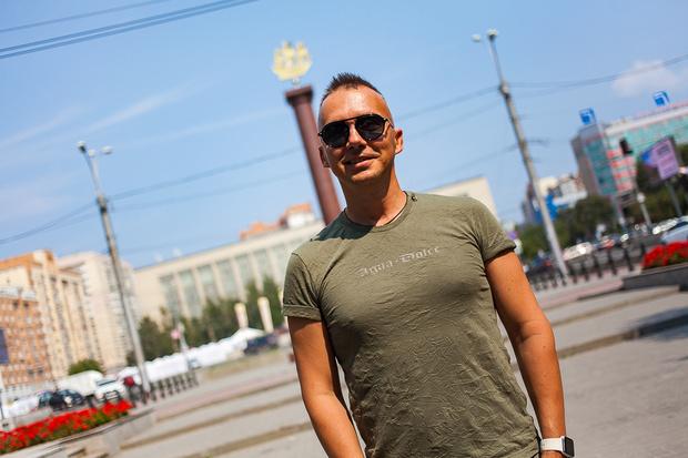 Фото №7 - На связи: прогулка в районе СибГУТИ с ведущим Алексеем Шипелкиным