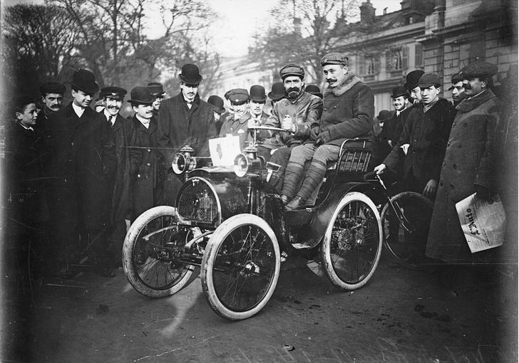 Фото №4 - «Начинка» для авто: интересные факты об изобретении автомобильных опций