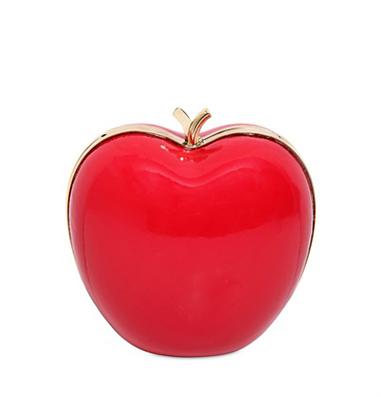 Фото №2 - Вещь дня: Ридикюль RED Valentino в форме яблока