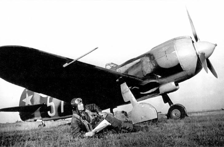Фото №1 - 5 героических фактов об истребителе Ла-5