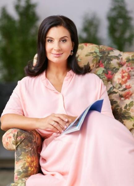 Фото №1 - Катерина Стриженова – стала лицом журнала «Антенна - Телесемь»