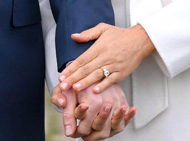 Фото №2 - Меган Маркл и принц Гарри: первое интервью после помолвки (полная версия)