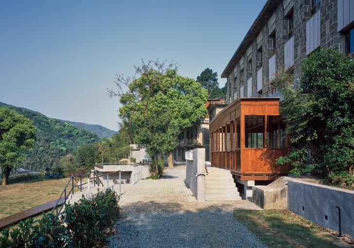 Фото №2 - Отель в здании школы в Китае