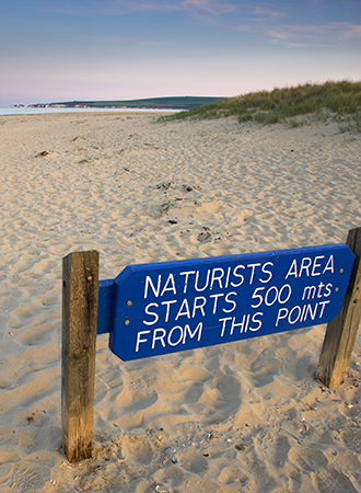 Фото №2 - #мойпервыйраз. На нудистском пляже