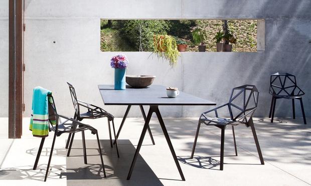Новая коллекция уличной мебели Magis (фото 9)