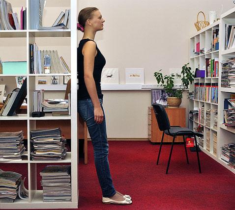Фото №3 - 7 офисных упражнений для здорового позвоночника
