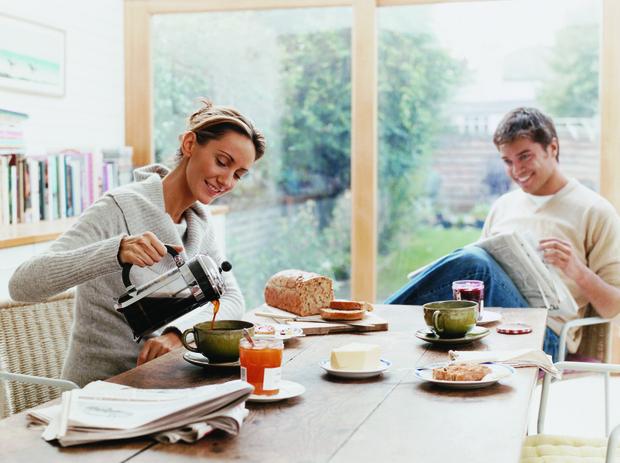 Фото №2 - Как обустроить кухню на даче симпатично и недорого