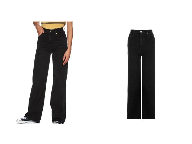 Фото №1 - У каких марок искать джинсы для высоких девушек?