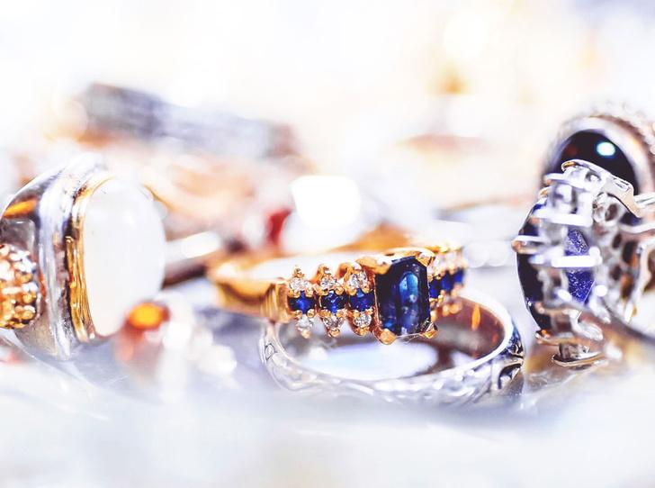 Фото №2 - Как ухаживать за ювелирными украшениями
