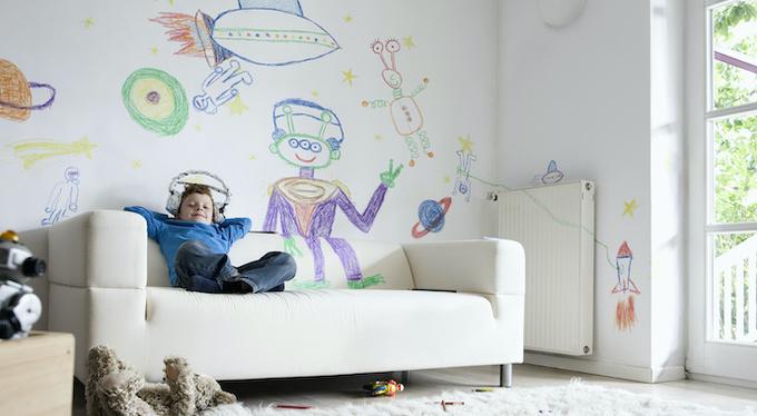 5 ошибок в интерьере детской комнаты