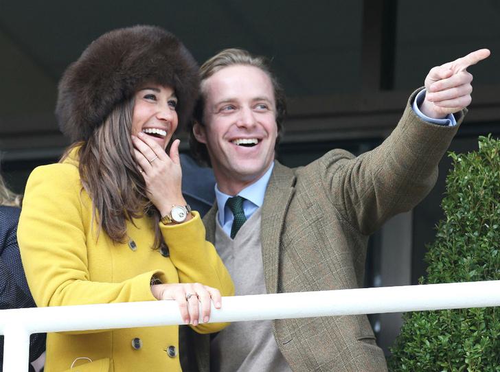 Фото №5 - Как принцесса Майкл Кентская относится к зятю-простолюдину
