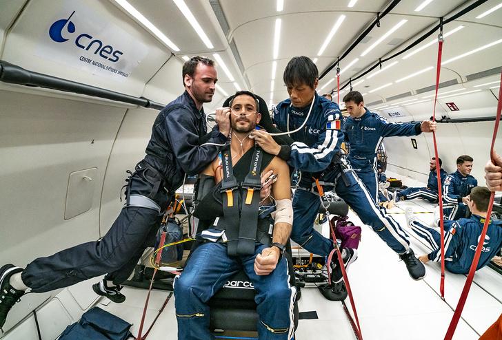 Фото №1 - Вещи, которые превращают жизнь космонавтов в настоящий кошмар