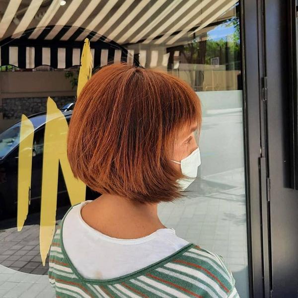 Фото №73 - Короче! 80 стильных стрижек для тех, кому надоели длинные волосы