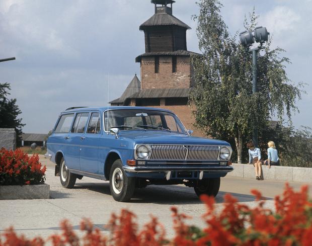 Фото №3 - 18 прозвищ автомобилей из СССР