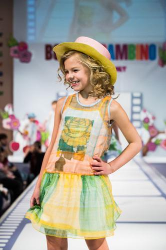 Фото №4 - Неделю моды BOSCOSFASHIONWEEK 2015 открыли детские показы