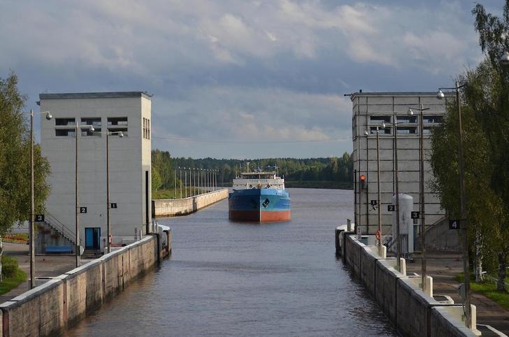 Фото №13 - Грандиозная затея Петра: 14 загадок Староладожского канала