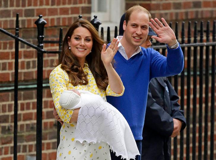 Фото №1 - Как мы узнаем о рождении третьего наследника герцогов Кембриджских