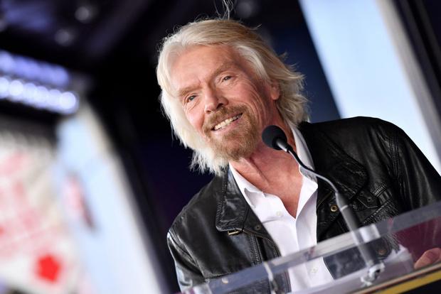 Ричард Брэнсон: как стать богатым и успешным
