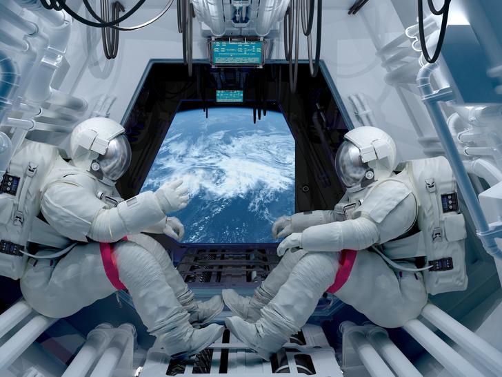 вызов, первый канал, роскосмос, космос