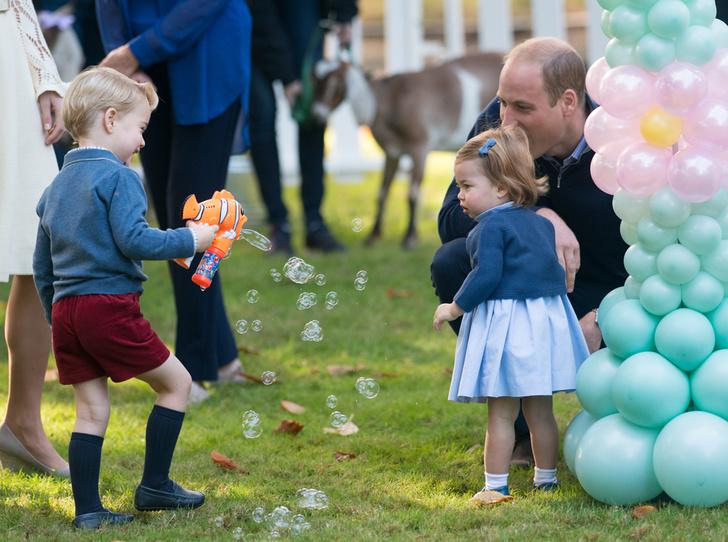 Фото №16 - Воспитание королей: что можно и что нельзя Джорджу, Шарлотте и Луи Кембриджским