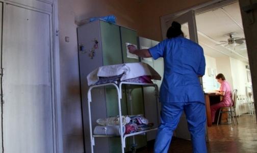 Фото №1 - Перегрузка в петербургских роддомах провоцирует инфекционные заболевания у новорожденных