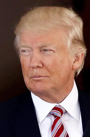 Фото №5 - Пошутить над Трампом: звезды Emmy-2017 «троллят» президента