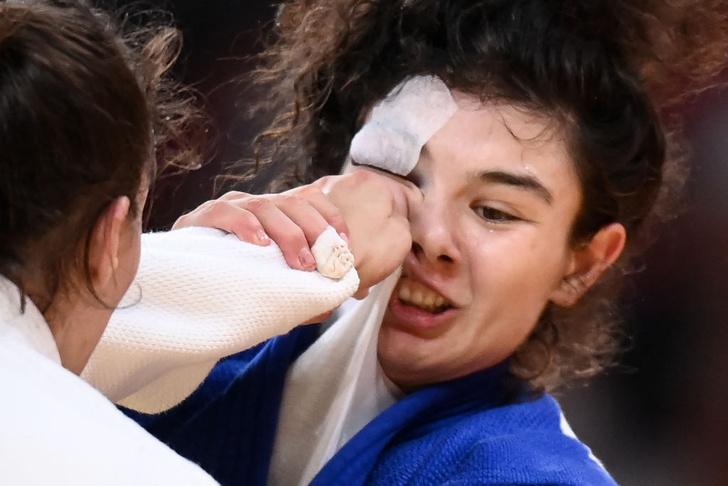 Фото №5 - Нет золота— нет мужа: как героическая борьба Мадины Таймазовой на Олимпиаде лишила ее свадьбы, но не воли к победе