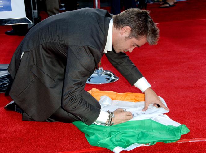 Фото №3 - Потомки святого Патрика: 7 самых знаменитых ирландцев современности