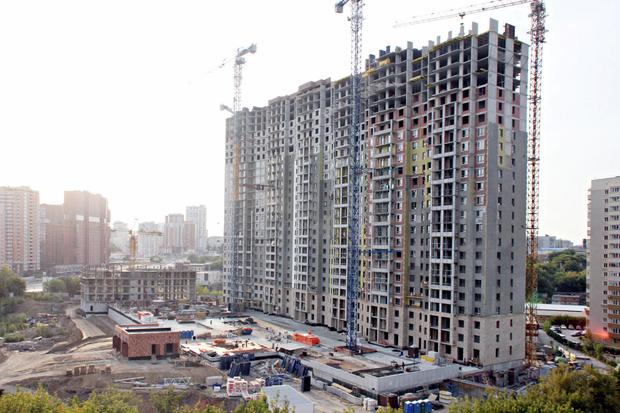 Фото №1 - За год в Екатеринбурге введут на 12% больше жилья