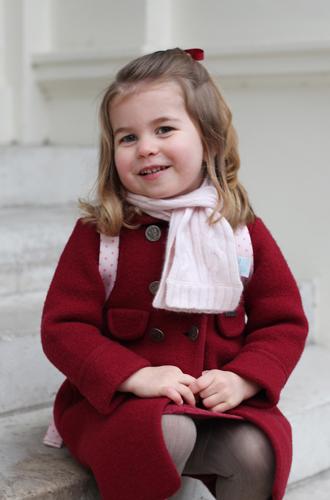 Фото №18 - Ее мини-Величество: феноменальное сходство принцессы Шарлотты с Елизаветой II