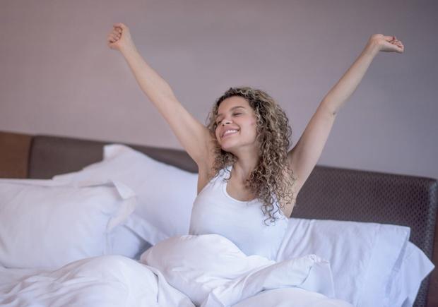 как просыпаться рано утром легко