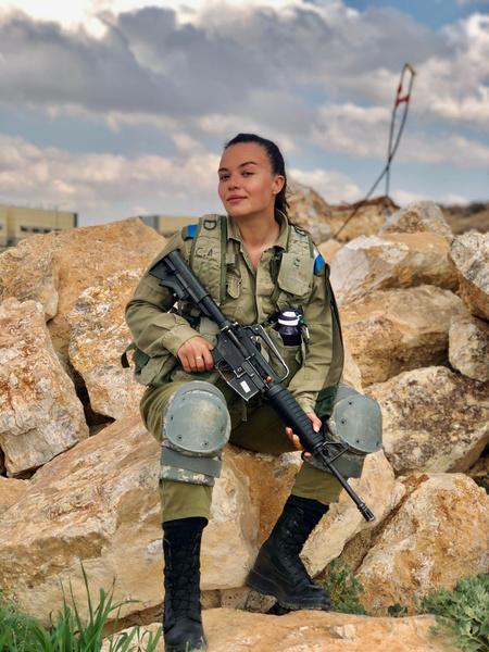 Фото №11 - Как я переехала в Израиль и пошла служить в армию: дневник русской девушки