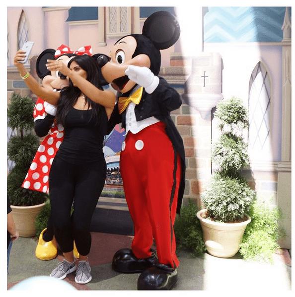Фото №11 - Звездный Инстаграм: Вселенная Disney