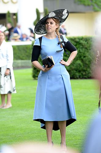 Фото №5 - Берегитесь женщин: яркие моменты 3-го дня на Royal Ascot 2017