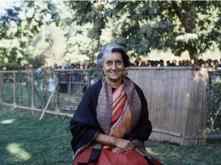 Фото №1 - Женщина тысячелетия: трагедии и победы Индиры Ганди – «железной леди» Индии
