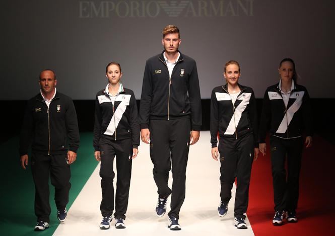 Фото №15 - От Лубутена до H&M: самая обсуждаемая форма олимпийцев-2016