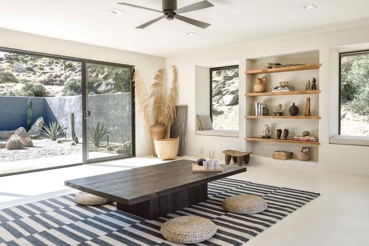 Фото №2 - Полная безмятежность: дом в японском стиле в Калифорнии