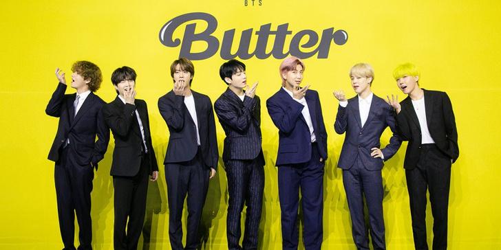 Фото №1 - АРМИ защищают BTS после обвинений k-pop айдолов в манипуляциях с музыкальными чартами