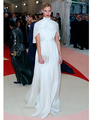 Фото №33 - MET Gala 2016: одежда как арт-объект