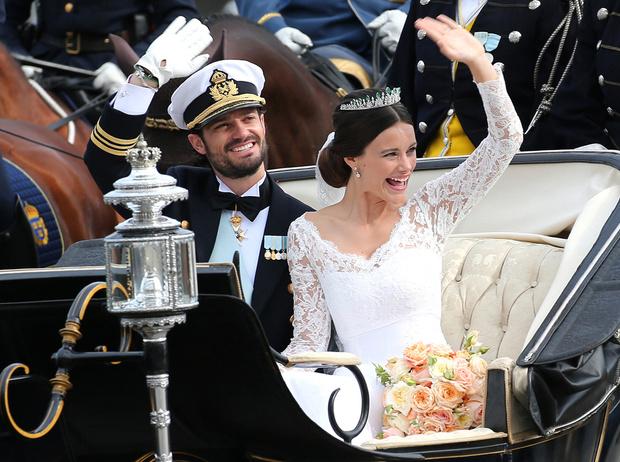 Фото №13 - Принцы, которые выбрали любовь: современные королевские мезальянсы