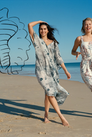 Фото №3 - Идеальная летняя капсула: H&M представил коллаборацию с Desmond & Dempsey