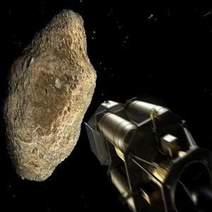 Фото №1 - Полет к астероидам