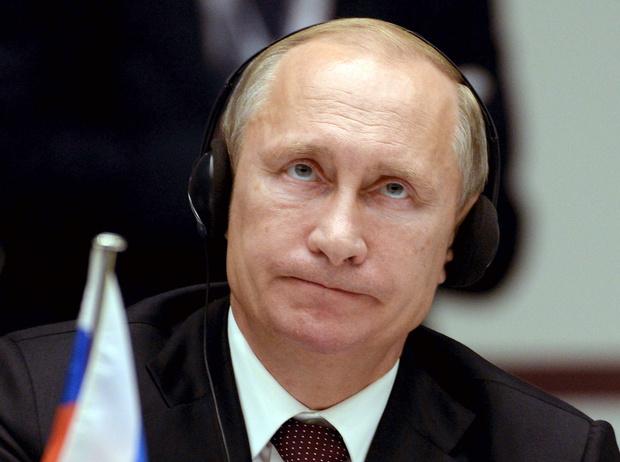 Фото №2 - Редко, но метко: 9 остроумных высказываний Владимира Путина о своей личной жизни