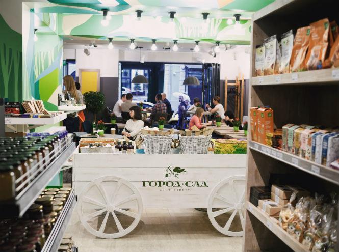 Фото №2 - В Москве открылся третий магазин полезных продуктов «Город-Сад»