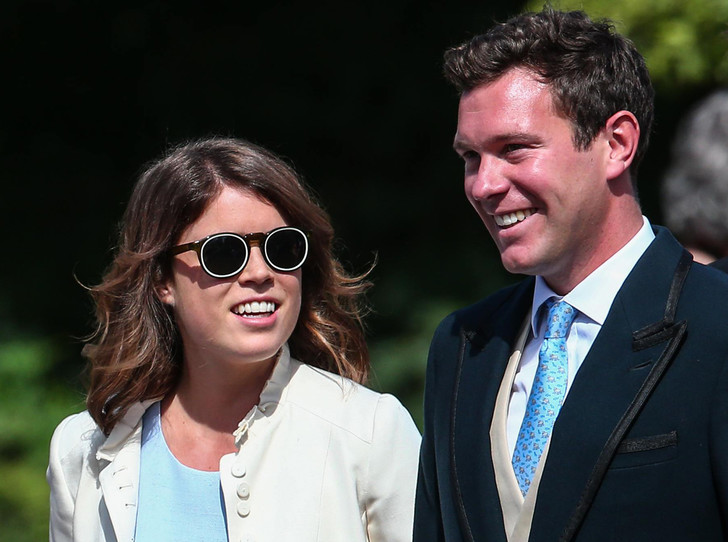 Фото №1 - Как Евгения и Джек хотят затмить Гарри и Меган: новые подробности свадьбы принцессы Йоркской