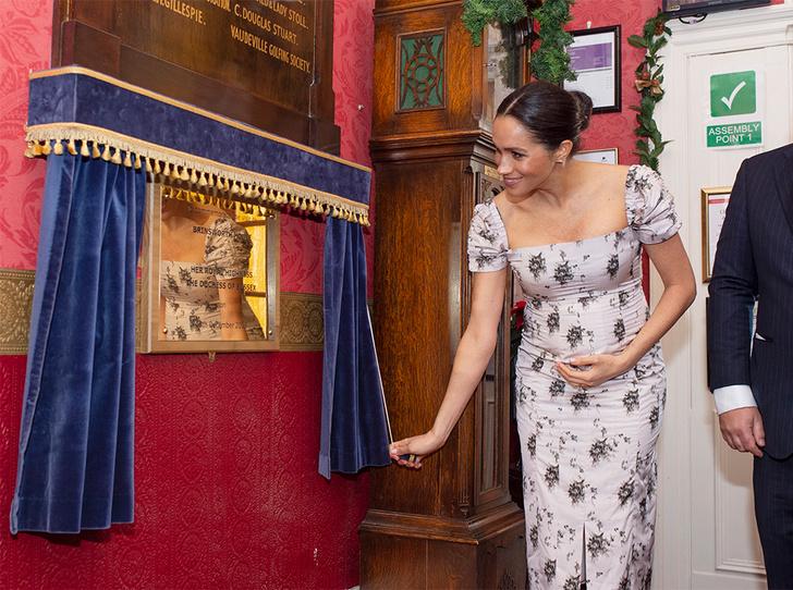 Фото №14 - Герцогиня Меган не прощается с кино (но примеряет новую роль)
