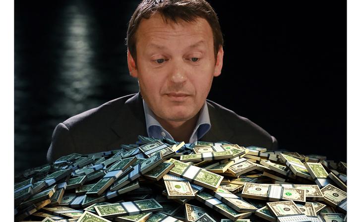 Фото №1 - История про то, как российский миллиардер похвастал богатством и проспорил искусствоведу 1 миллион баксов