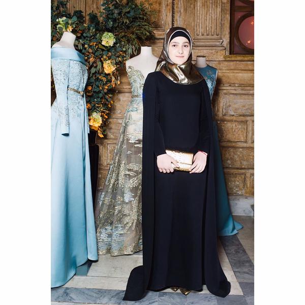 Фото №7 - Как одеваются дочери президентов: от сестер Алиевых до Айшат Кадыровой