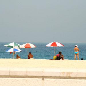 Фото №1 - Аресты на пляже