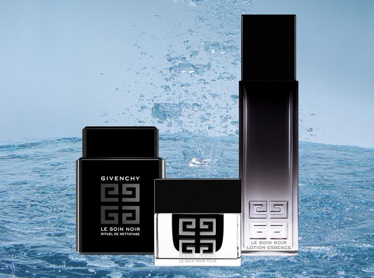 Фото №1 - Самые дорогие косметические средства: Le Soin Noir от Givenchy
